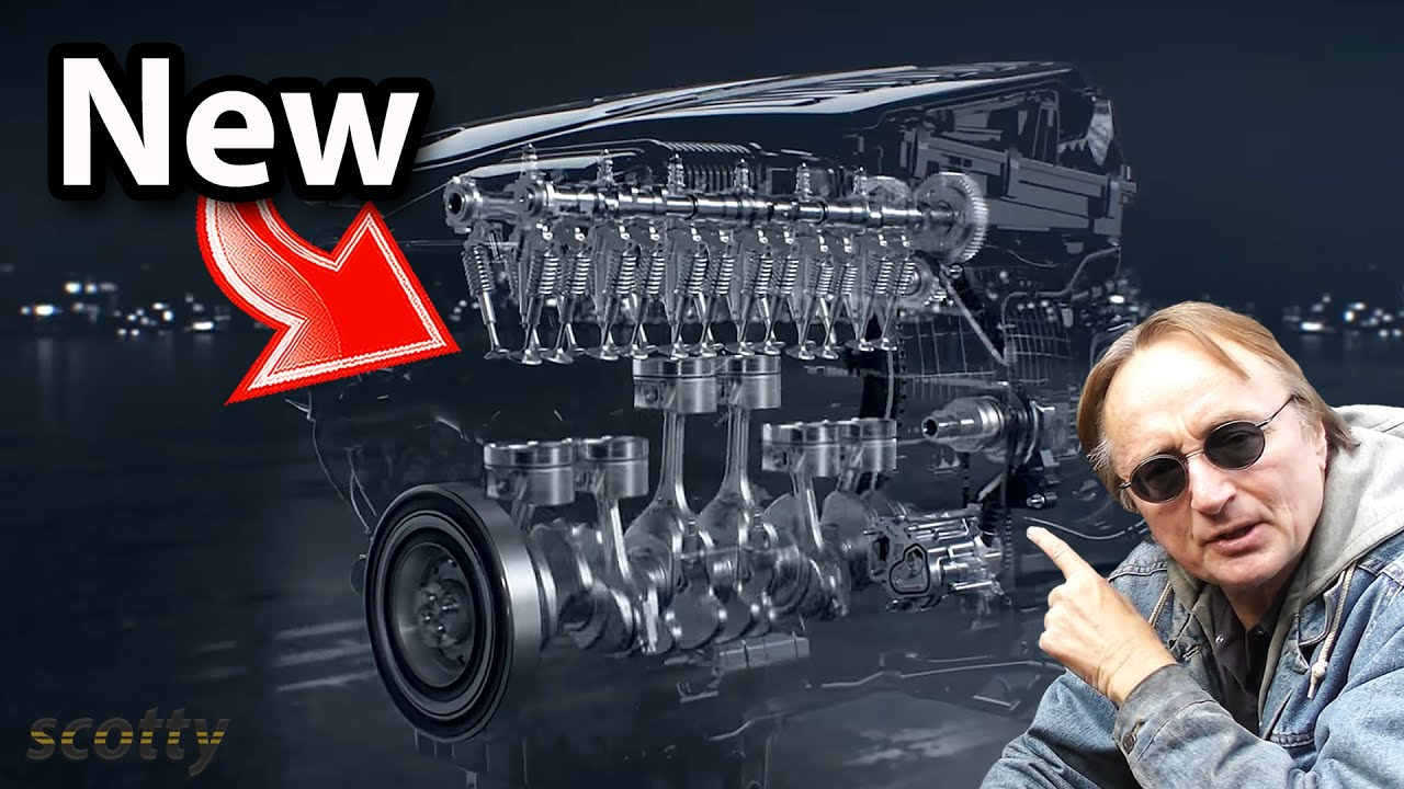 Mazda Just Change the Game with This New Engine