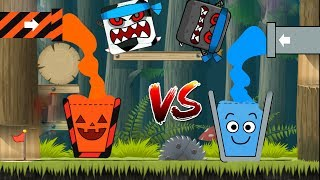 ( Halloween vs Classic ) Happy Glass Ball & ( Soccer + Classic ) Boss PERFECT 'DEEP FOREST'