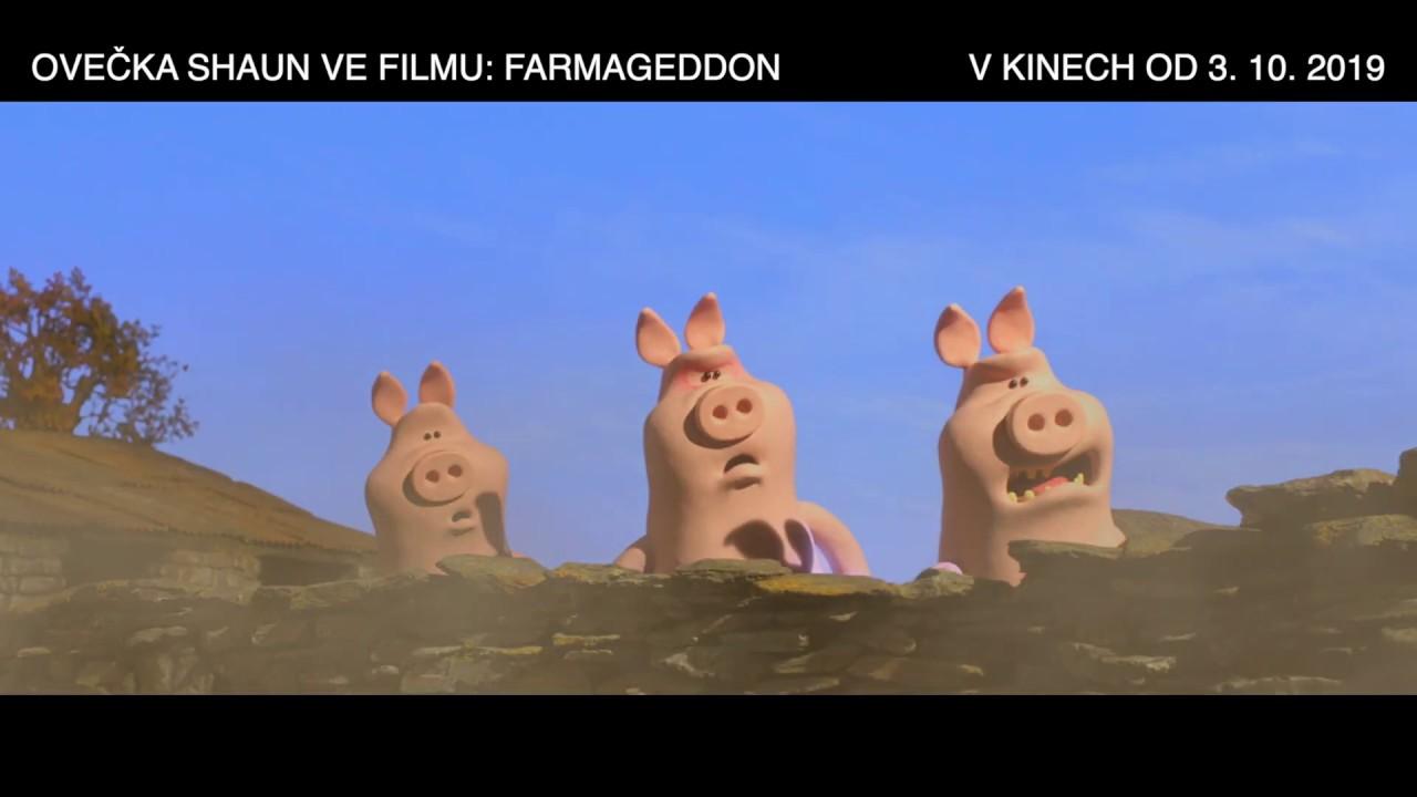 Ovečka Shaun ve filmu: FARMAGEDDON - Videoklip 4