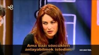 Son Umut Özel - Olga Kurylenko'dan Türkçe Mesaj (24.12.2014)