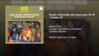 Ravel: Alborada del gracioso - Assez vif