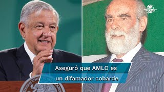 """""""A los ciudadanos lo que interesa al respecto es saber quién es el delincuente: usted o yo"""", escribió """"El Jefe Diego"""" al presidente López Obrador"""