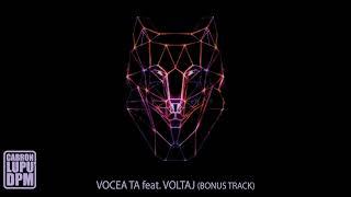 Cabron feat. Voltaj - Vocea ta (bonus track)