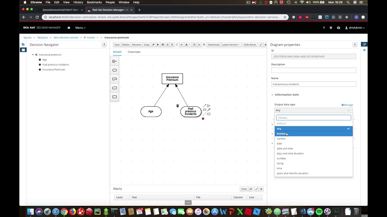 Download Implementing a DMN Decision Service with Red Hat Decision Manager 7