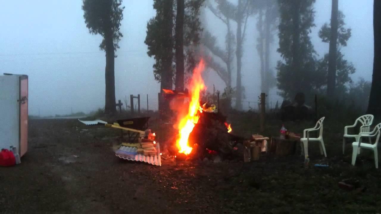 spray can fire explosion backyard bomb youtube