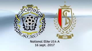 Nat. Elite U14 - K.SC. Lokeren -  Standard Liége