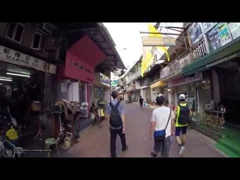 【Hong Kong Walk Tour】Sai Kung Town in weekdays 西貢閒日行 @ 4:00pm