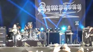 Symphony X (When All Is Lost Hellfest 2013)
