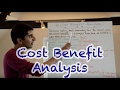 Y2 32) Cost Benefit Analysis (CBA)