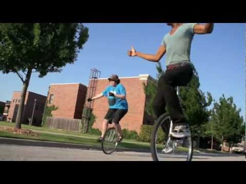 The Art of Awareness...Unicycle Lessons