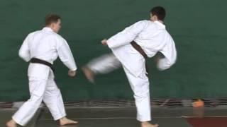 Обучение системе рукопашному бою Фильм 3 ч42