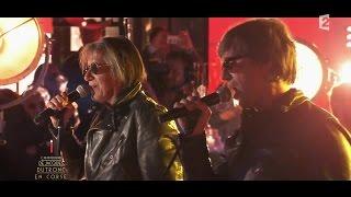 Thomas et Jacques Dutronc chantent