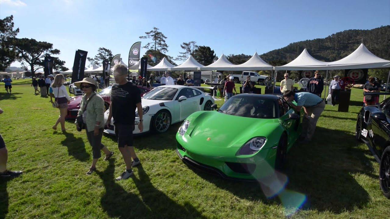 Porsche Club of America Werks Reunion 2015 – I - YouTube