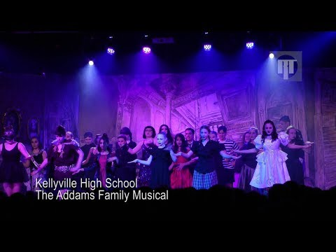 Kellyville High School presents The Addams Family Musical