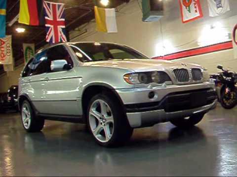 2002 BMW X5 4.6iS - eDirect Motors - YouTube