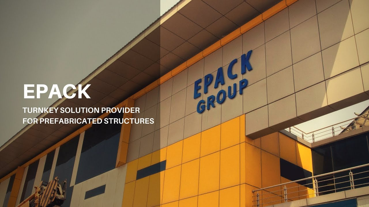 Prefabricated Structures/Buildings, Industrial Prefabricated