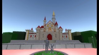 Opening of the Magic Kingdom || ROBLOX Disneyland Wales