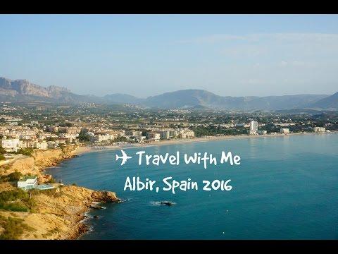 Travel With Me: Albir, Spain 2016