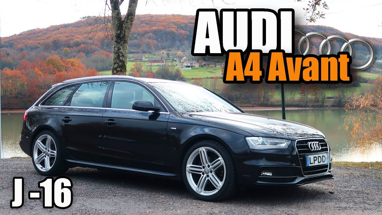 jour 16 essai audi a4 avant 2014 youtube. Black Bedroom Furniture Sets. Home Design Ideas