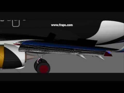Enigma Sim 737 Slats