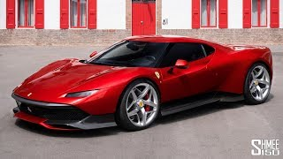 Фото с обложки Ferrari Sp38 Deborah - How Do You Buy A Special Project Ferrari?