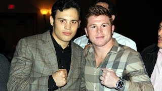 CANELO VS CHAVEZ JR PPV NOVEMBER 2014? CHAVEZ CANT MAKE 160 OR NEGOTIATE WITH PROMOTER ARUM!