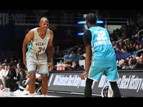 The Best Action From The 2019 NBA Celebrity Game! | February 15, 2019