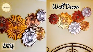 Craft ideas for home decor|wall hanging craft ideas|Paper Crafts|unique wall hanging| diy wall decor