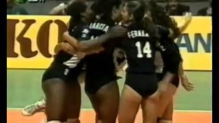 1994 World Championship Women Volleyball Brazil Russia