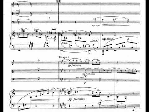 Catoire - Piano Quartet Op.31 (II)