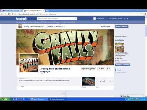 Gravity Falls International Fanpage Youtube Fanmade Commercial