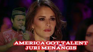 """Parody """" Santri indonesia ikut Audisi di America Got Talent """""""