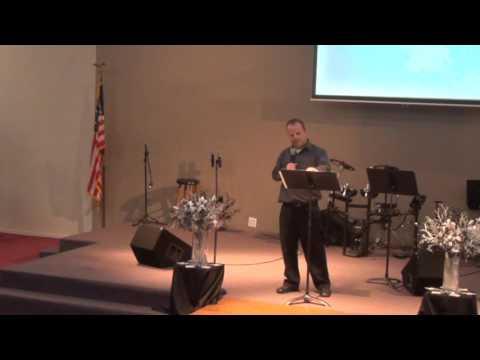 "Pastor Jon Allen ""The Holy Spirit"" Part 3 - Follow the Leader (1-22-17)"