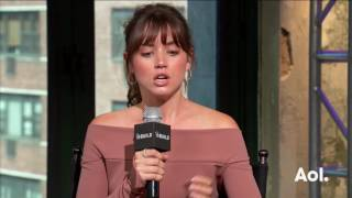 Ana de Armas Discusses Learning English Over The Past Two Years | BUILD Series