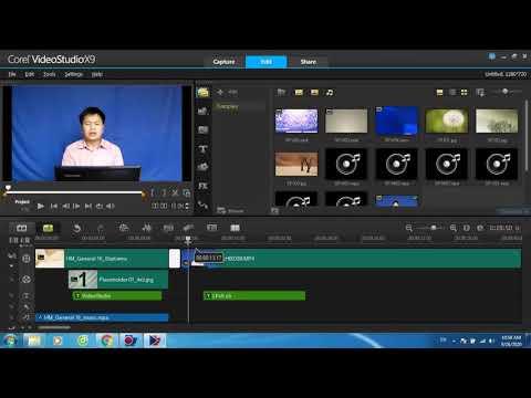 Hướng dẫn thiết kế biên tập video trong dạy học Mĩ thuật