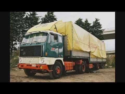 Old T.I.R Volvo F 88 and F 89 Part 2