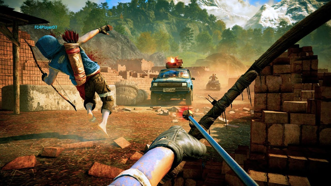 best far cry game