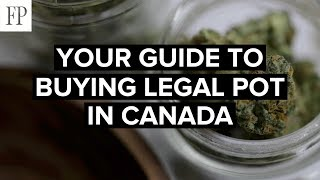 Your guide to buying legal pot in Canada thumbnail