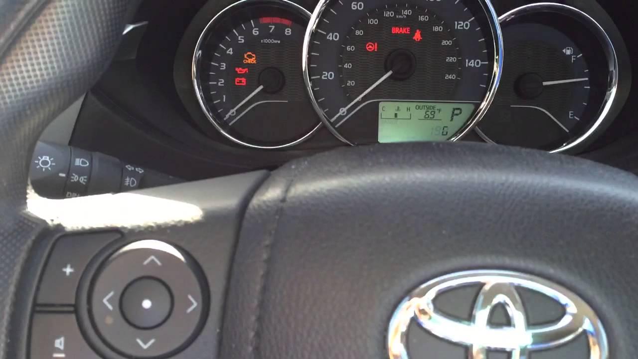 Toyota Corolla Maintenance Required Light >> Trac Off Light Toyota Corolla 2017 | Viewdulah.co