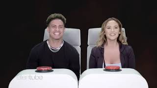 THE ACE FAMILY REVEALS ALL IN ELLEN'S BURNING QUESTIONS. the Ellen show