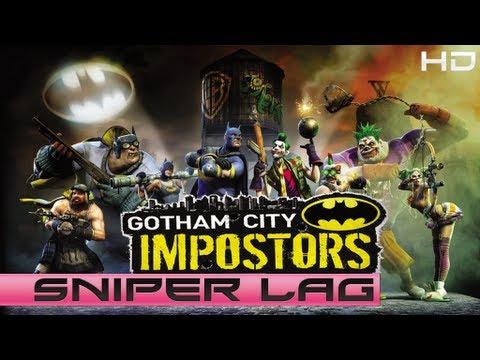 Gotham City Impostors Sniper Lag [HD]