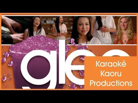 Glee - Songbird (Karaoke)