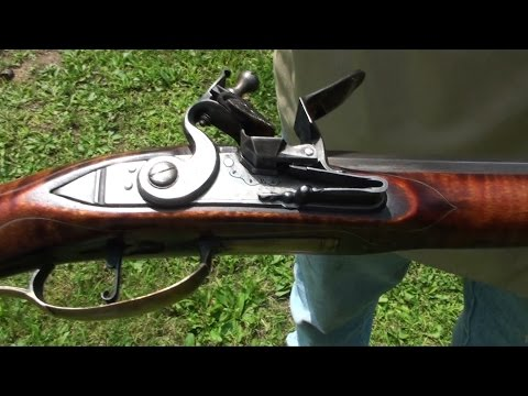 Shooting and Sighting in Flintlock Muzzleloaders