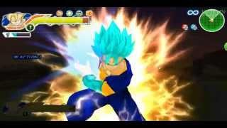 Dragon Ball Z O Renascimento de Freeza para  PSP