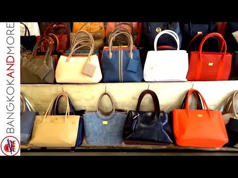 Bangkok Handbags Wholesale @ Indra Square Bangkok - Cheap Shopping in Bangkok