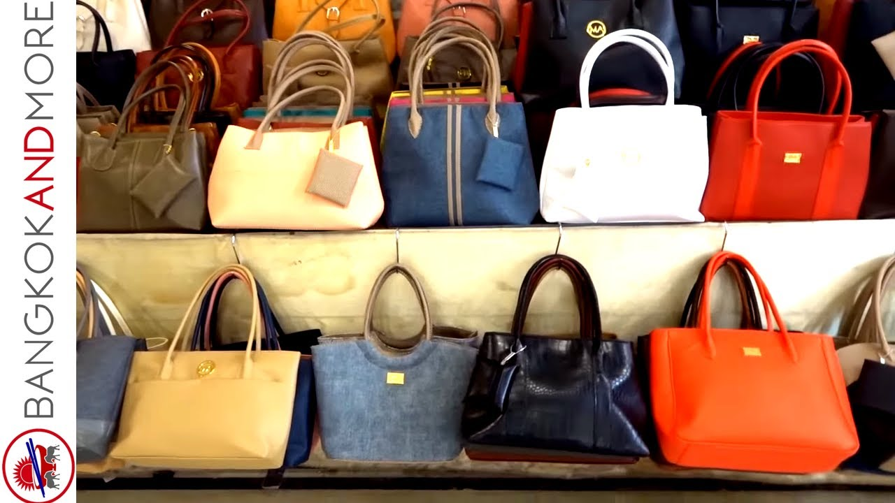 325d9ce075 Bangkok Handbags Wholesale   Indra Square Bangkok - Cheap Shopping ...