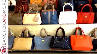 Bangkok Handbags Wholesale @ Indra Square Bangkok - Cheap Shopping in Bangkok