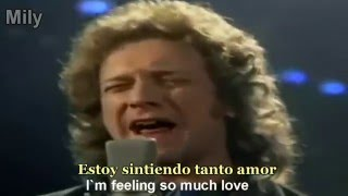 Foreigner I Want To Know What Love Is Subtitulado