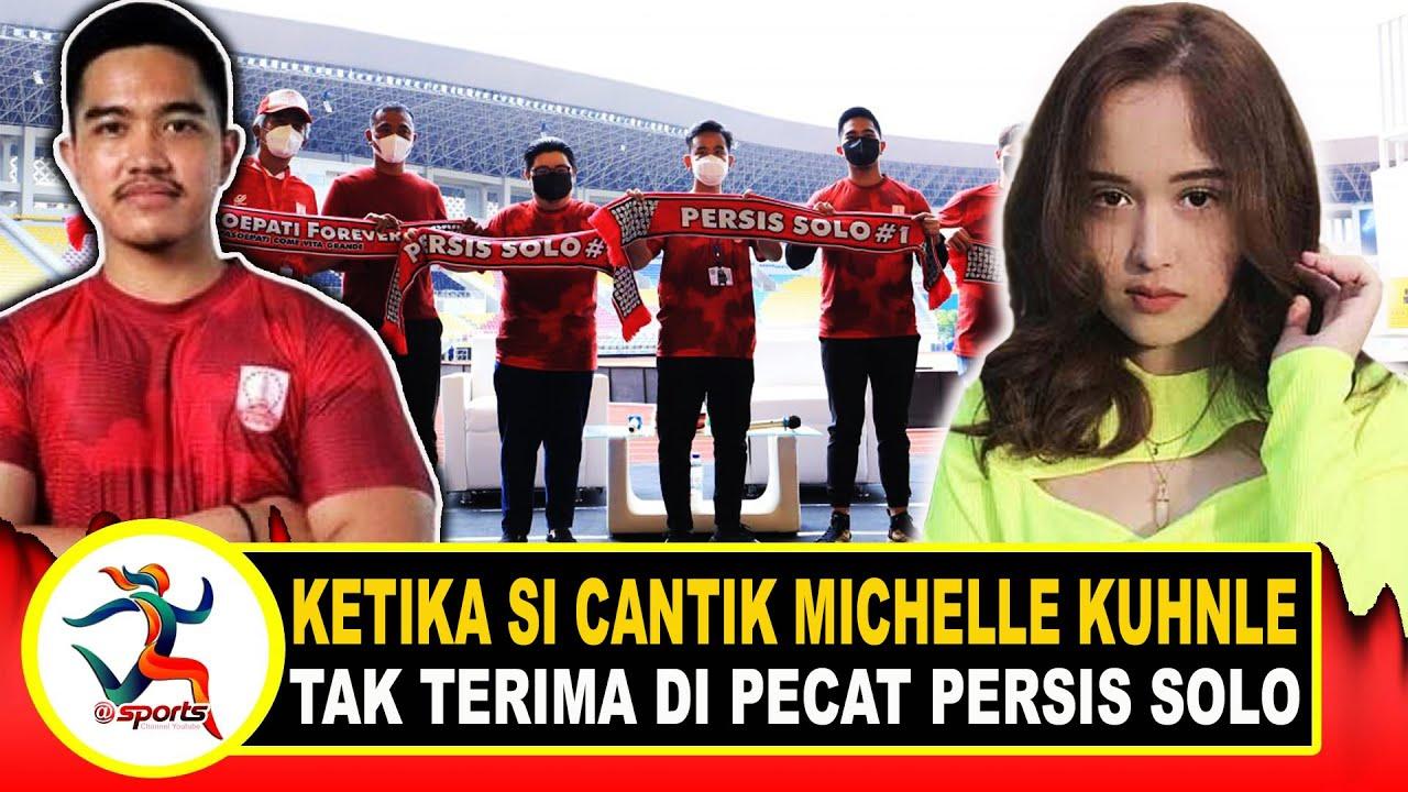 Kisruh Persis Solo Michelle Kuhnle Di Pecat Dari Persis Solo Sebut Kaesang Pangarep Belum Tau Youtube