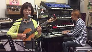 "Akai Hana Shiroi Hana""Playing the 19th Century Guitar and Synthesiz..."